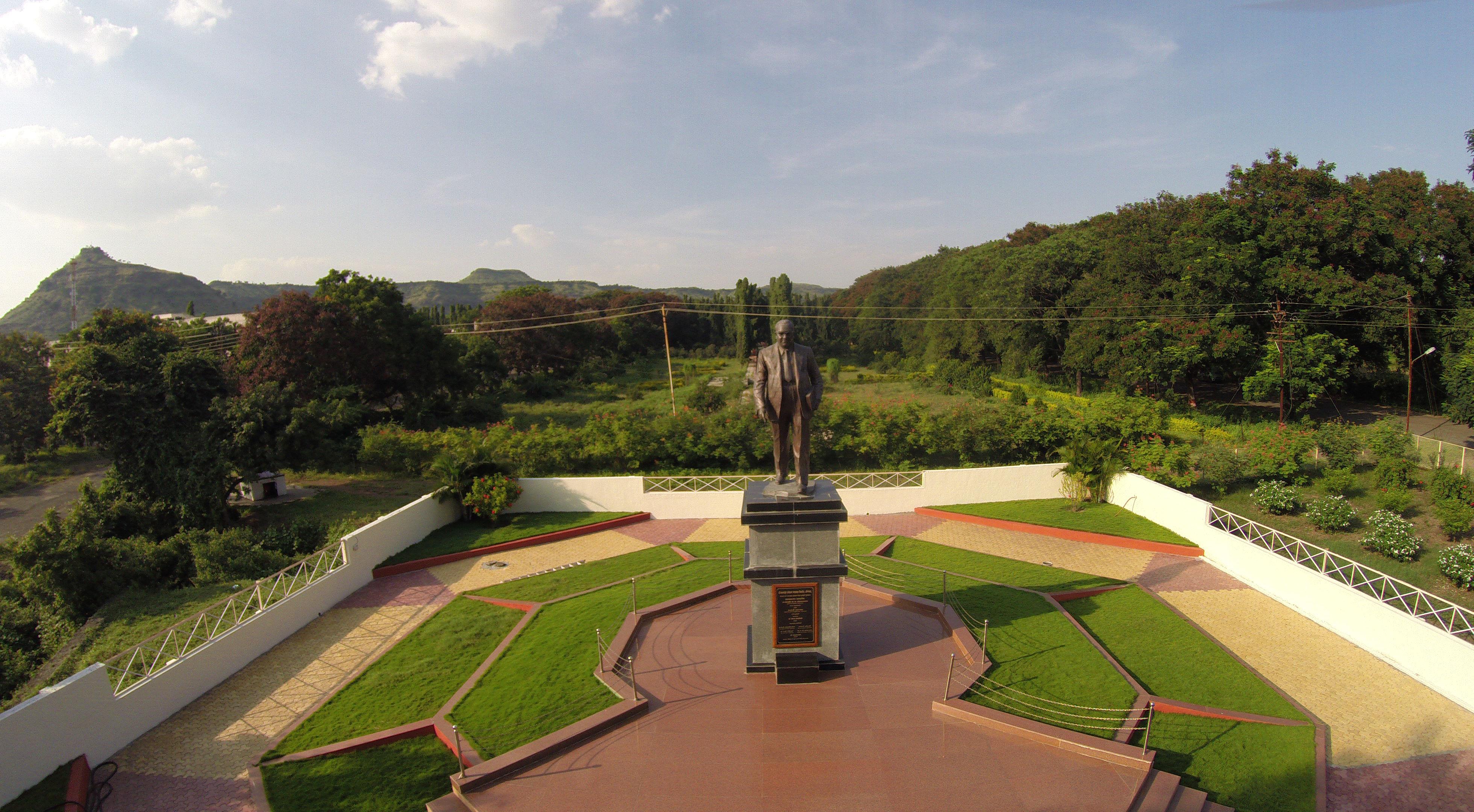 Dr Babasaheb Ambedkar Marathwada University (BAMU) Aurangabad
