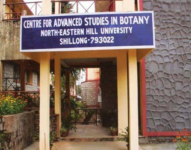 North-eastern Hill University, Shillong (NEHU) East Khasi Hills