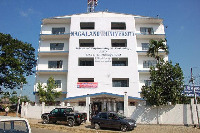 Nagaland University, Zunhebotto Zunheboto