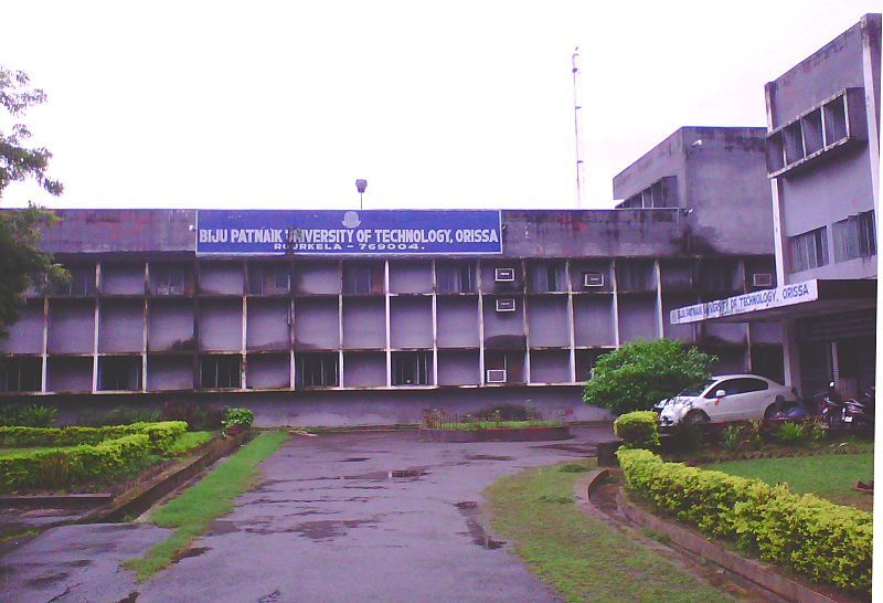 Biju Patnaik University Of Technology, Rourkela (BPUT) Sundergarh