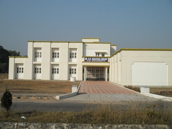 Fakir Mohan University Balasore