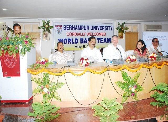 Berhampur University, Berhampur Ganjam