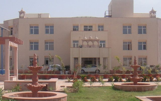 Central University Of Rajasthan (CURAJ) Ajmer