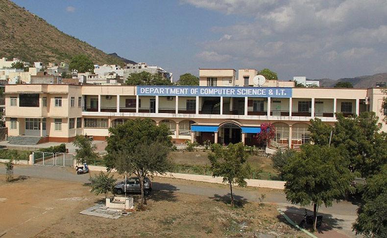 Janardan Rai Nagar Rajasthan Vidyapeeth University, Udaipur (JRNRVU) Rajsamand