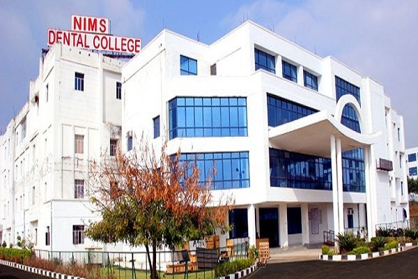 Fee Structure of Nims University Jaipur