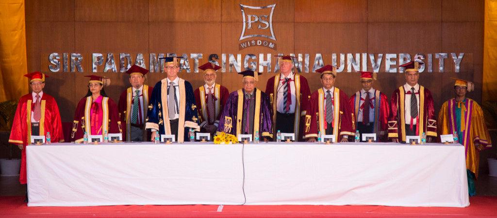 Sir Padampat Singhania University (SPSU) Udaipur