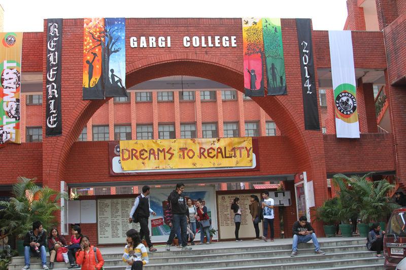 Gargi College Delhi