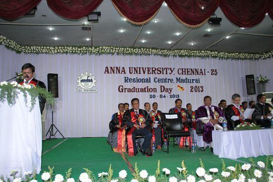 Anna University Of Technology Madurai