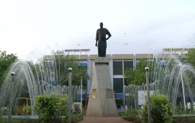Madurai Kamaraj University (MKU) Madurai