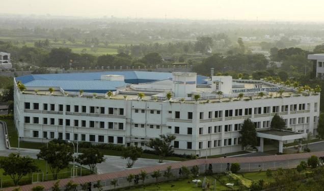 Vellore Institute Of Technology (VIT UNIVERSITY) Vellore