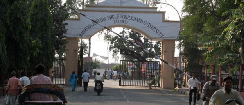 Mahatma Jyotiba Phule Rohilkhand University (MJPRU) Bareilly