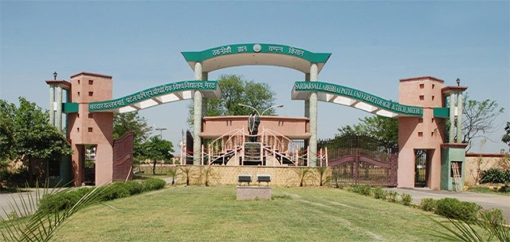 Fee Structure of Sardar Vallabh Bhai Patel University Of Agriculture And Technology Meerut