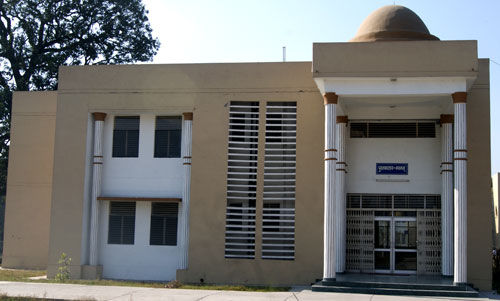 Uttarakhand Sanskrit University, Haridwar Haridwar