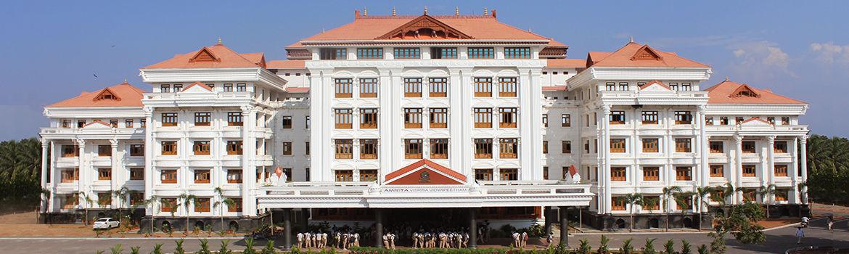 Fee Structure of Amrita Vishwa Vidyapeetham Coimbatore
