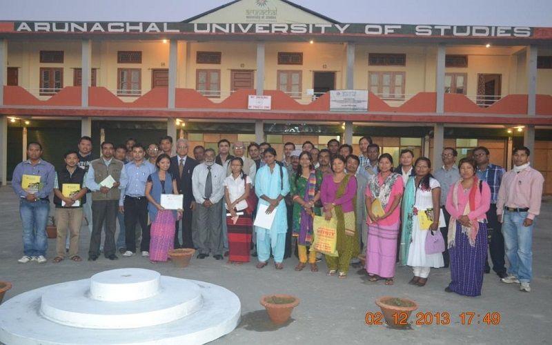 Arunachal University Of Studies Lohit