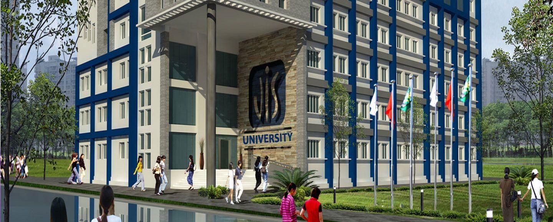 Jis University North 24 Parganas