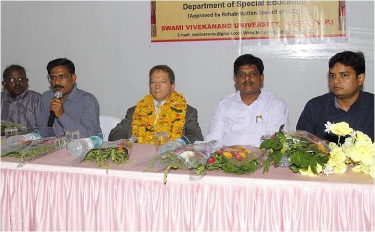 Swami Vivekananda University Sagar