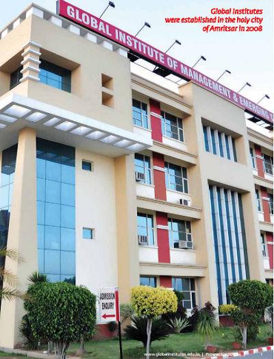 Global Institute Of Management And Emerging Technologies (GIMET) Amritsar