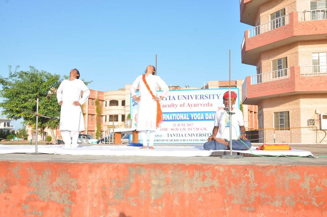 Tantia University Sri Ganganagar