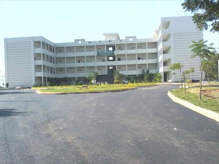 Hasvita Institute Of Engineering And Technology, Hyderabad (HIET) Ranga Reddy