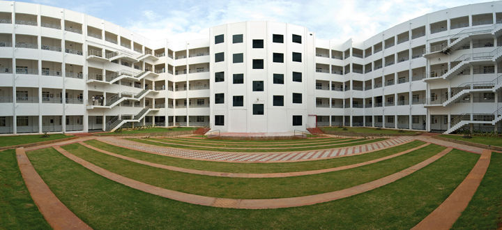 Kongunadu College Of Engineering And Technology (KNCET) Tiruchirapalli
