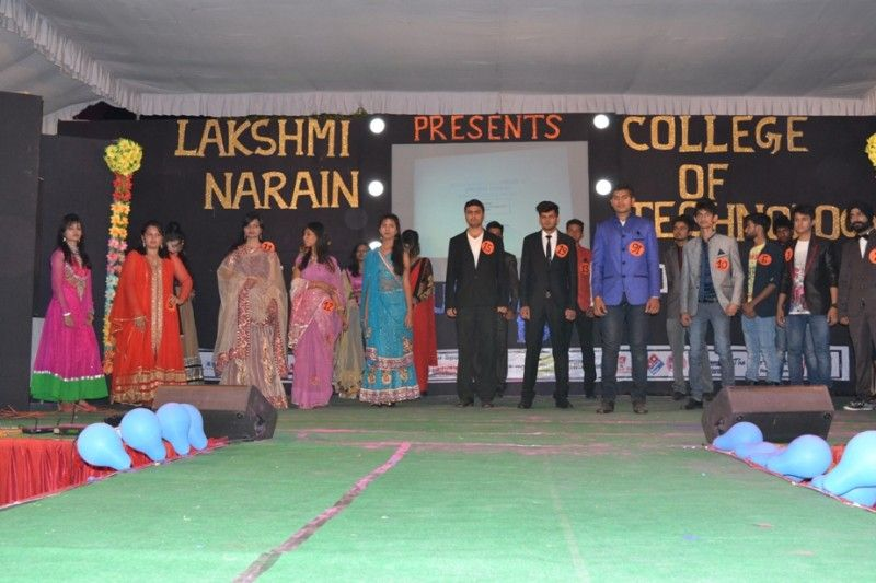 Lakshmi Narain College Of Technology (LNCT) Indore