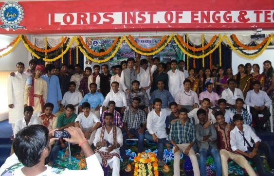 Lords Institute Of Engineering And Technology (LORDS) Hyderabad