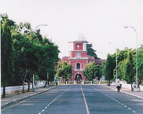 Madras Institute Of Technology Anna University (MIT) Chennai