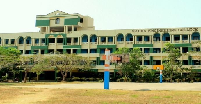Madha Engineering College, Chennai Kanchipuram