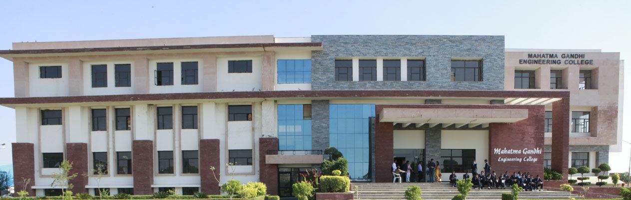 Mahatma Gandhi Engineering College Jaipur