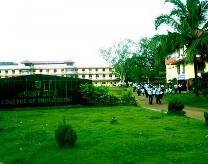 Mount Zion College Of Engineering Mzc Pathanamthitta