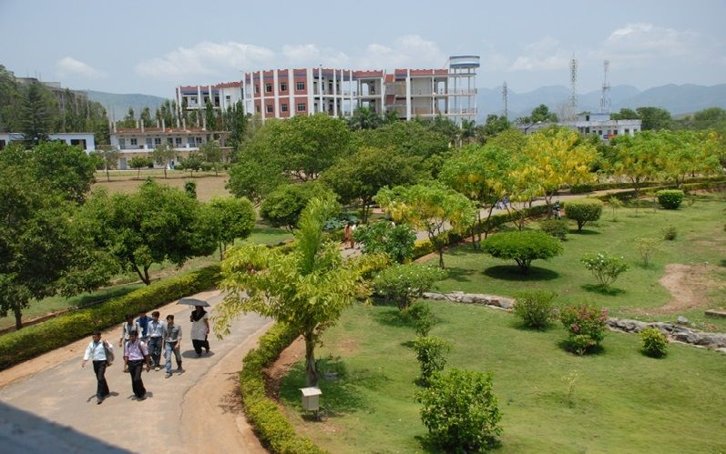 National Institute Of Science And Technology, Berhampur