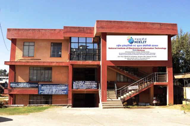 National Institute Of Electronics And Information Technology, Calicut (NIELIT) Kozhikode