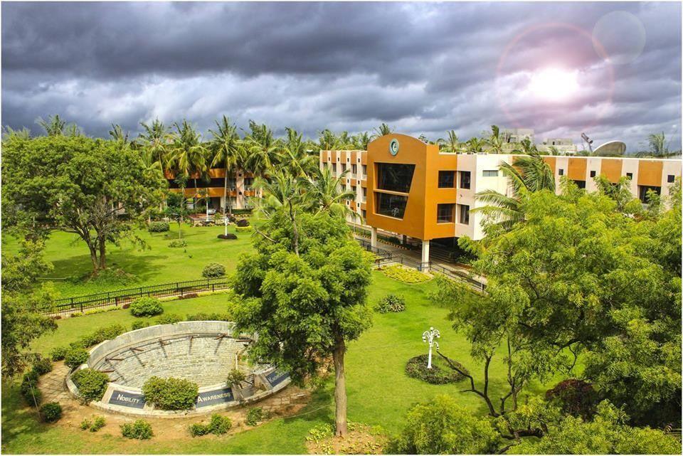 Nitte Meenakshi Institute Of Technology (NMIT) Bangalore