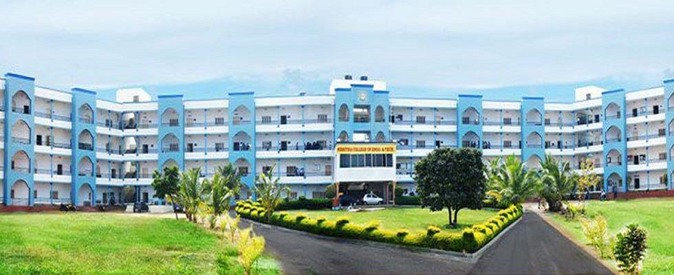Nishitha College Of Engineering And Technology, Hyderabad (NCET) Ranga Reddy