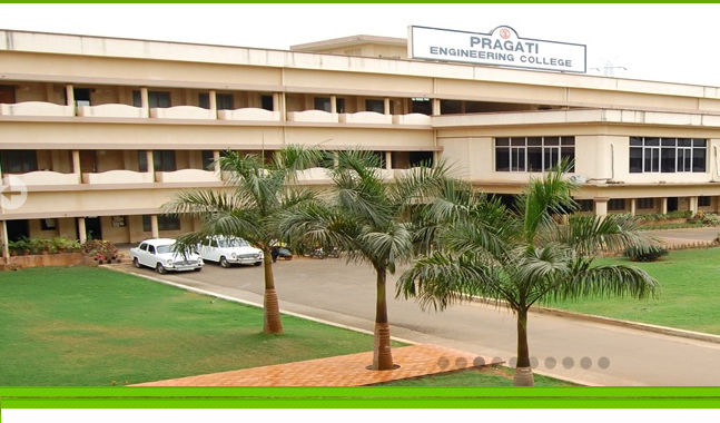 Pragati Engineering College East Godavari