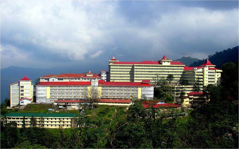 Indira Gandhi Medical College (IGMC) Shimla