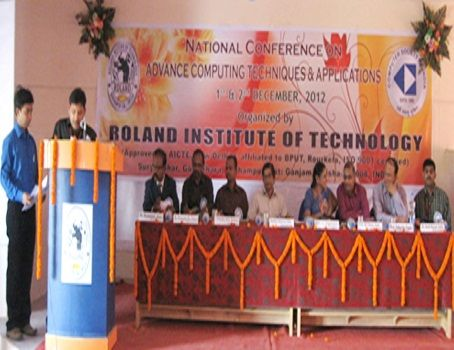 Roland Institute Of Technology, Berhampur (RIT) Ganjam