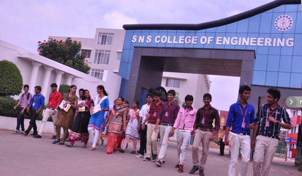 Sns College Of Engineering (SNSCE) Coimbatore