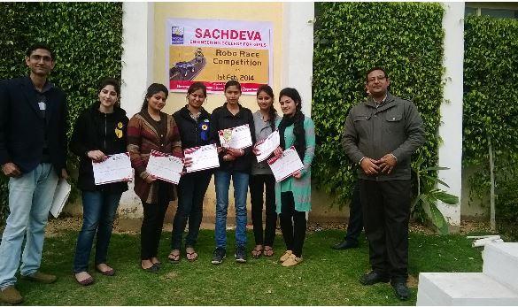 Sachdeva Engineering College For Girls (SECG) Mohali