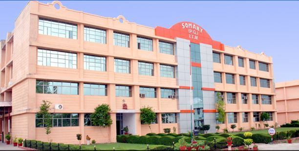 Somany Institute Of Technology And Management (SITM) Rewari