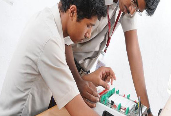 Sree Sakthi Engineering College (SSEC) Coimbatore