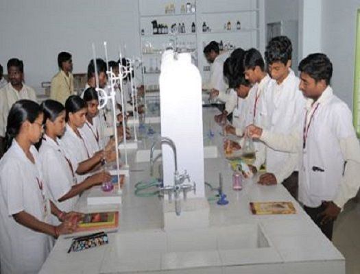 Sree Vahini Institute Of Science And Technology (SVIST) Krishna