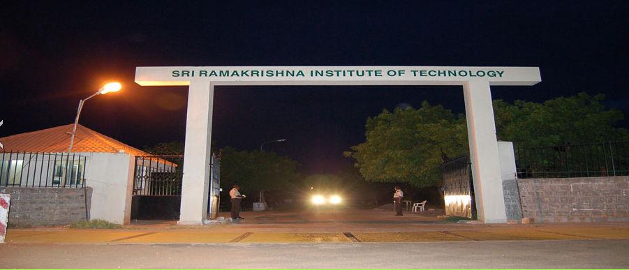 Sri Ramakrishna Institute Of Technology (SRIT) Coimbatore