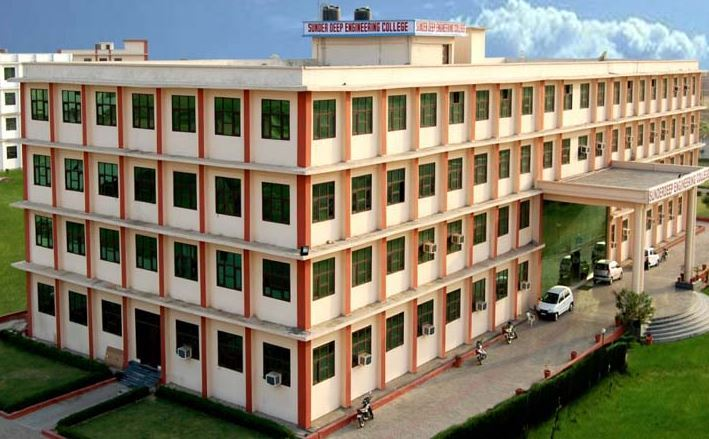 Sunder Deep College Of Engineering And Technology Ghaziabad