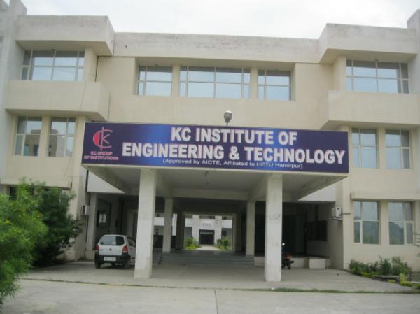 K.c.group Of Research & Professional Instititues Pandoga Una