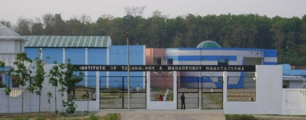 Institute Of Technology And Management Maharajganj