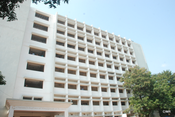 CIMR, Mumbai Suburban-chetanas Institute Of Management And Research