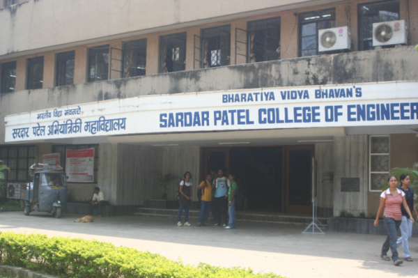 Sardar Patel College Of Engineering (SPCE) Mumbai