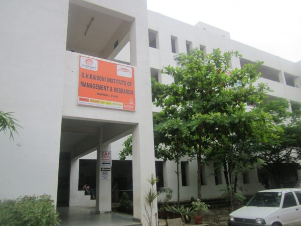 G.h.raisoni Institute Of Management And Research, Pune (GHRIMR) Pune
